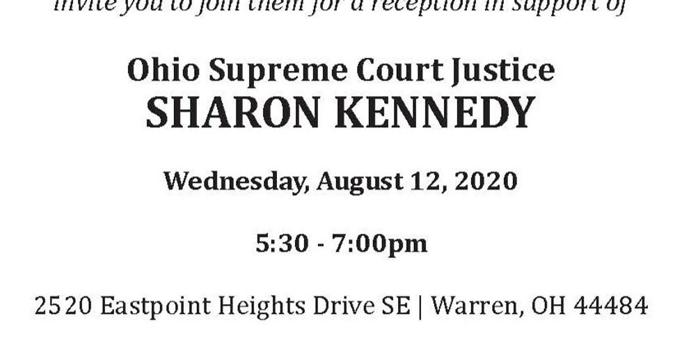 JUSTICE SHARON KENNEDY RECEPTION
