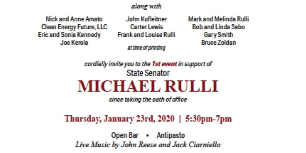 MICHAEL RULLI EVENT