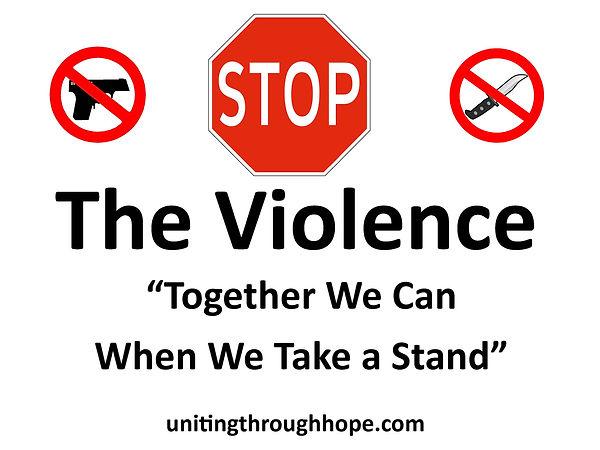 Sign Stop the violence rev2.jpg