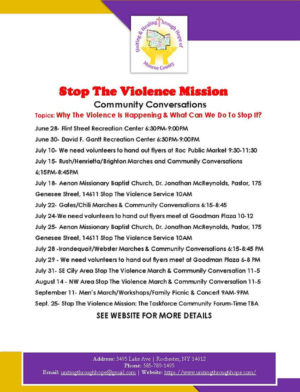 Stop The Violence Mission Schedule July 27.jpg