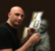 Artur Kalendjian, Owner. Certificated Designer Sculptor