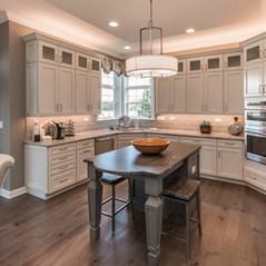 plote custom home kitchen 1