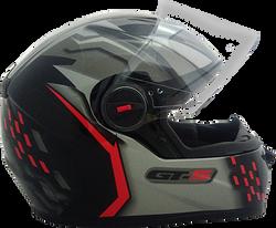 gt5 - PRETO COM vermelho