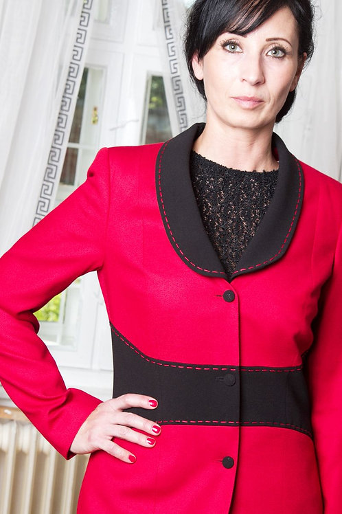 Elvira kosztüm