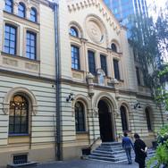 Nozyk synagogue.