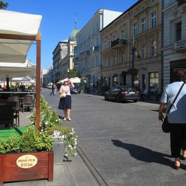 Sue in Piotrakowski St