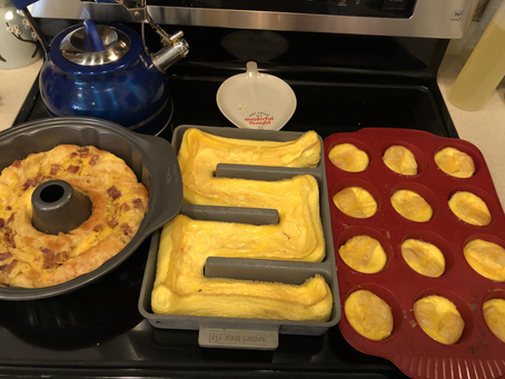 Breakfast planning for a big family
