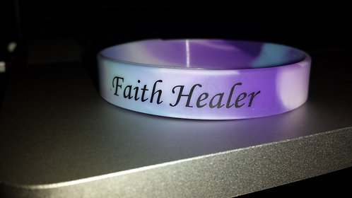 Faith Healer Wristband