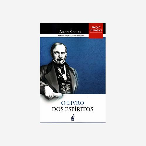 O livro dos espíritos ed histórica