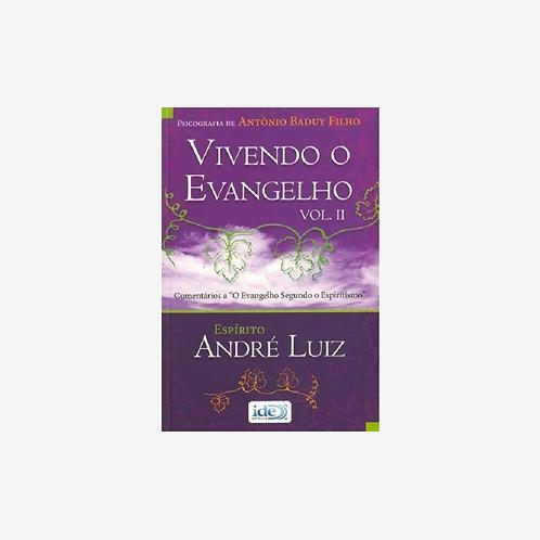 Vivendo o Evangelho Vol. 2