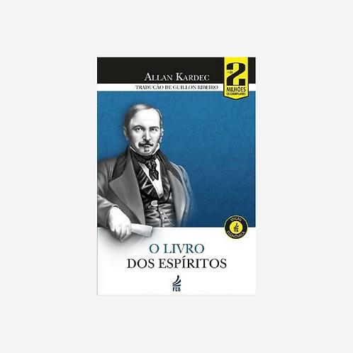 O livro dos Espíritos (ed. Econômica)