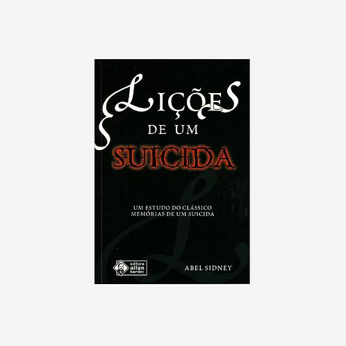 Lições de um suicida