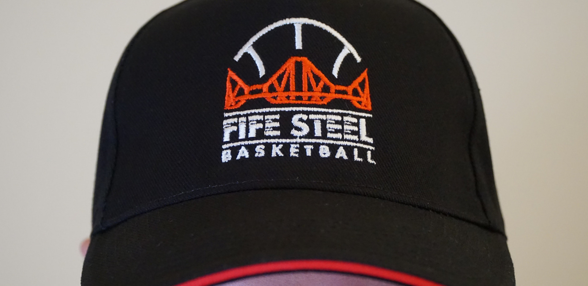 Fife Steel Basketball Cap