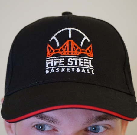 Fife Steel Basketball Cap