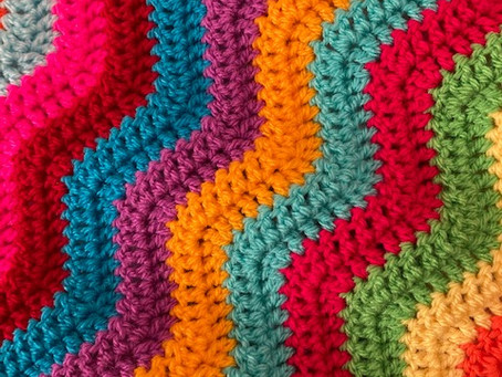 Last date for beginner Crochet Classes before the autumn