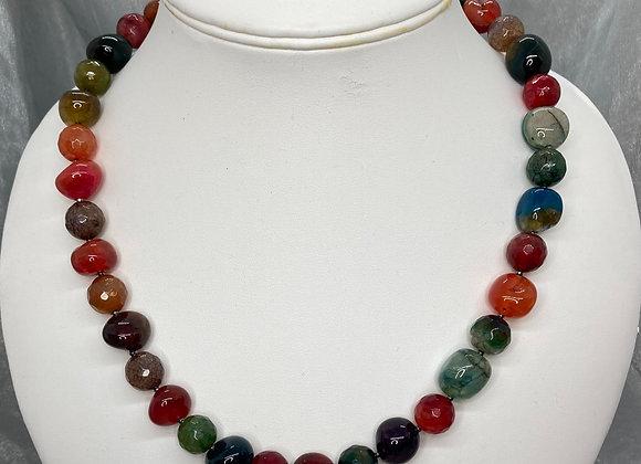 Multicoloured Agate