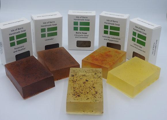 Barra Soap