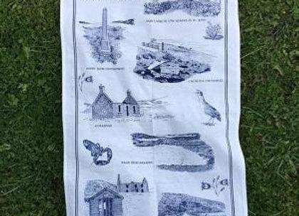 Vatersay Tea Towel
