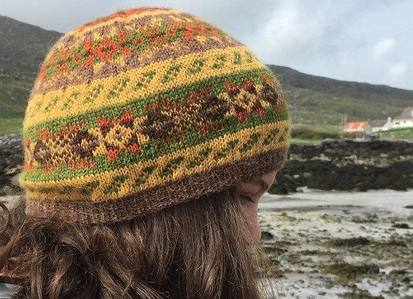FairIsle Style Hat