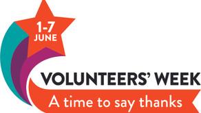 An Appreciation on Volunteer Week 2021