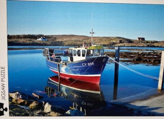 Fishing Boat Jigsaw