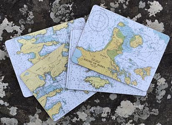 The Barra Isles Tablemats