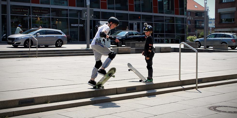 B'skateboarding - Skate Workshop Level 2 - 11.10.-17.10.21