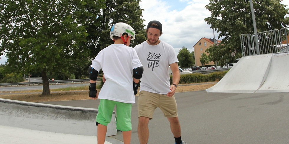 Skate-Kurs - 29.07.2021