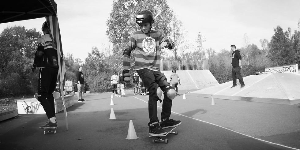 April 2019 | Anfänger Skate Workshop ab 20 €