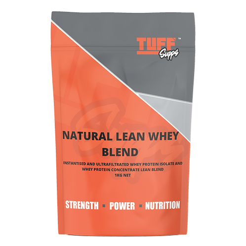 Natural Lean Whey Blend - Strawberry