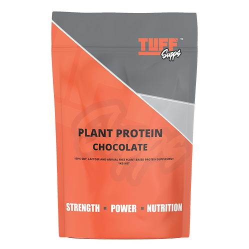 Plant Powered Protein - Dutch Chocolate