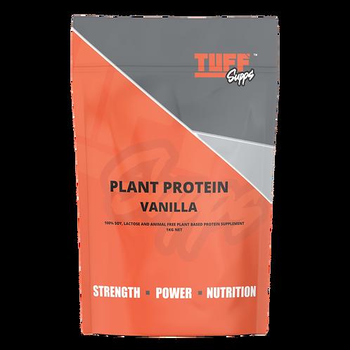Plant Powered Protein - Vanilla Flavour
