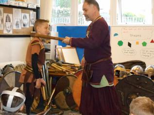 Class 2 Viking Day