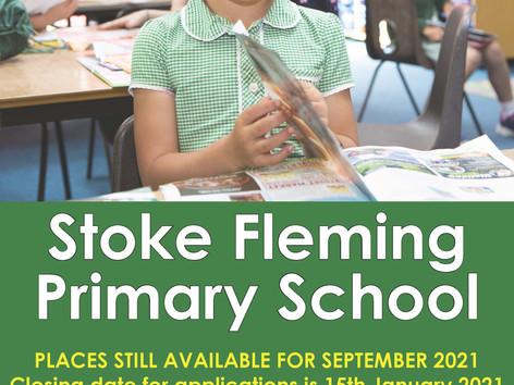 Primary school applications