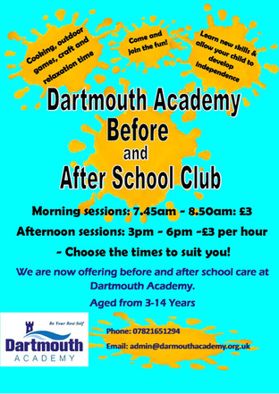 Before and After School Club