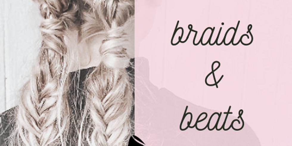 Braids & Beats at Barre(tend)