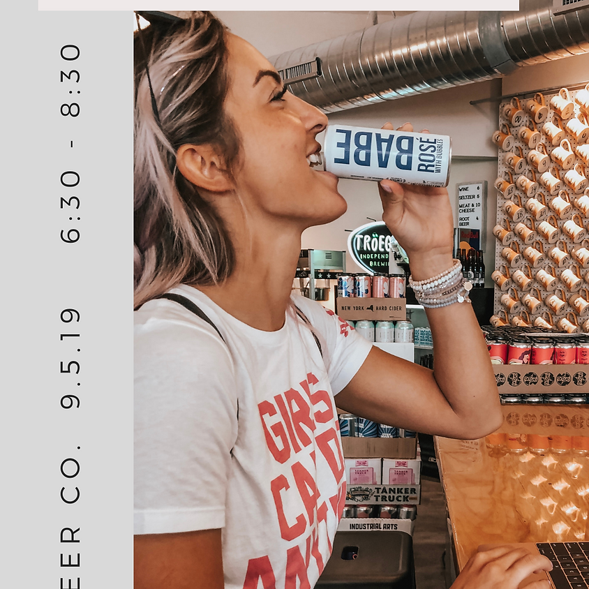 *FREE BRAIDS* - Beer and a BABE - Fattey Beer Co