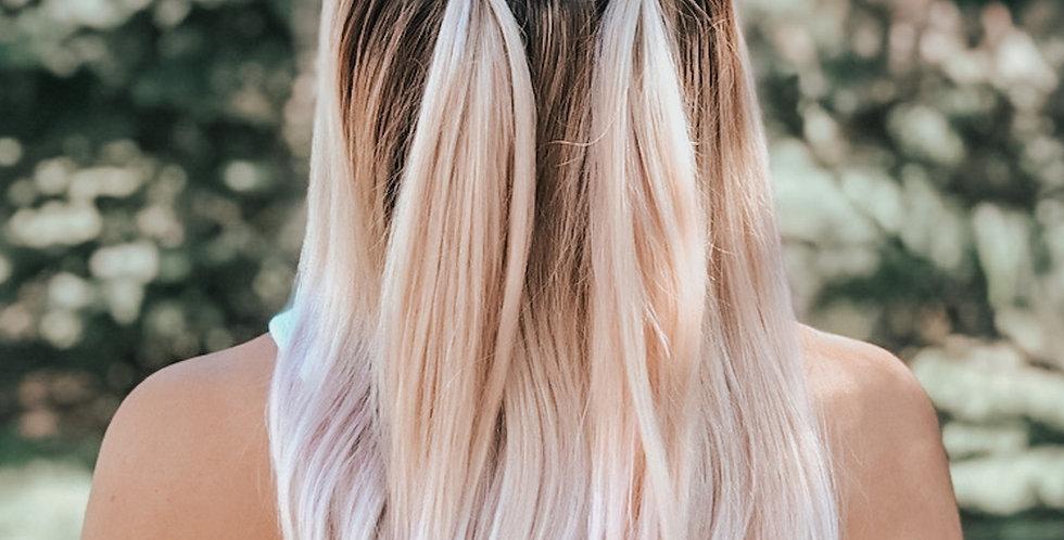 princess braids ♡