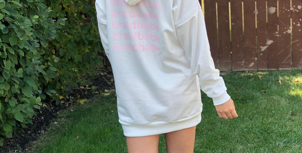 hoodie dress ♡ ♡