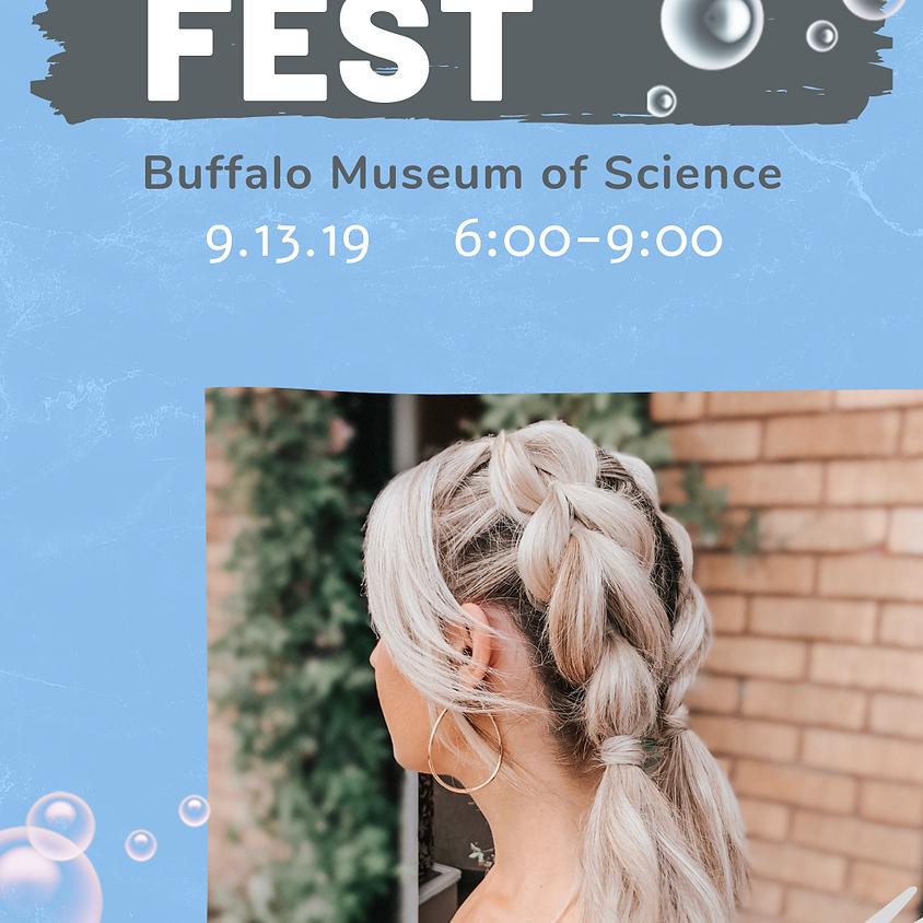 *FREE BRAIDS* BubbleFEST 2019 - Buffalo Museum of Science