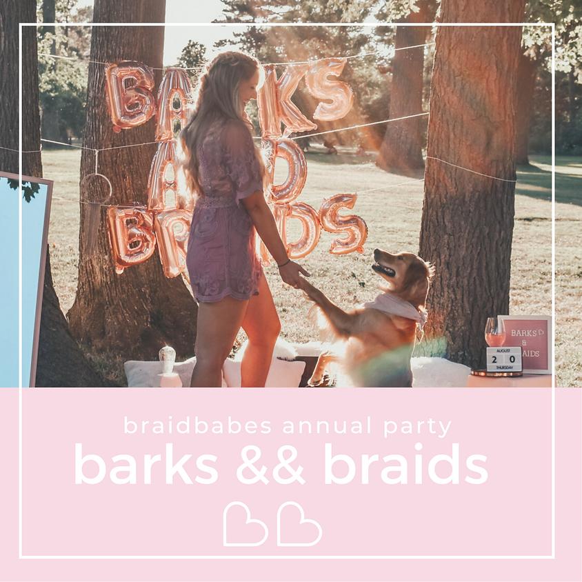 buffalo barks && braids ♡♡