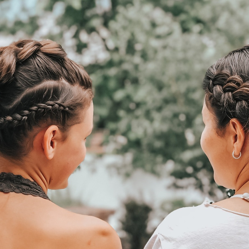 SOLD OUT - Mother & Daughter Braid Workshop (1)