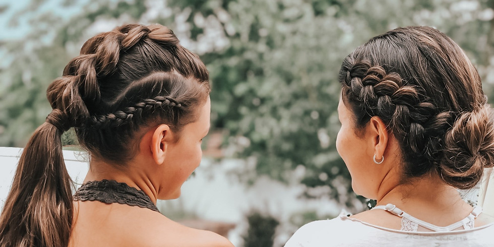SOLD OUT - Mother & Daughter Braid Workshop