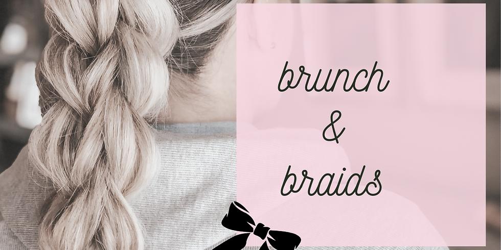 Level 1 Workshop - Brunch & Braids