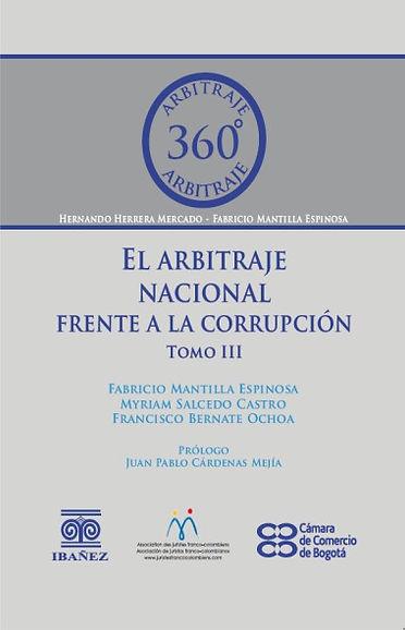 El arbitraje nacional frente a la corrup