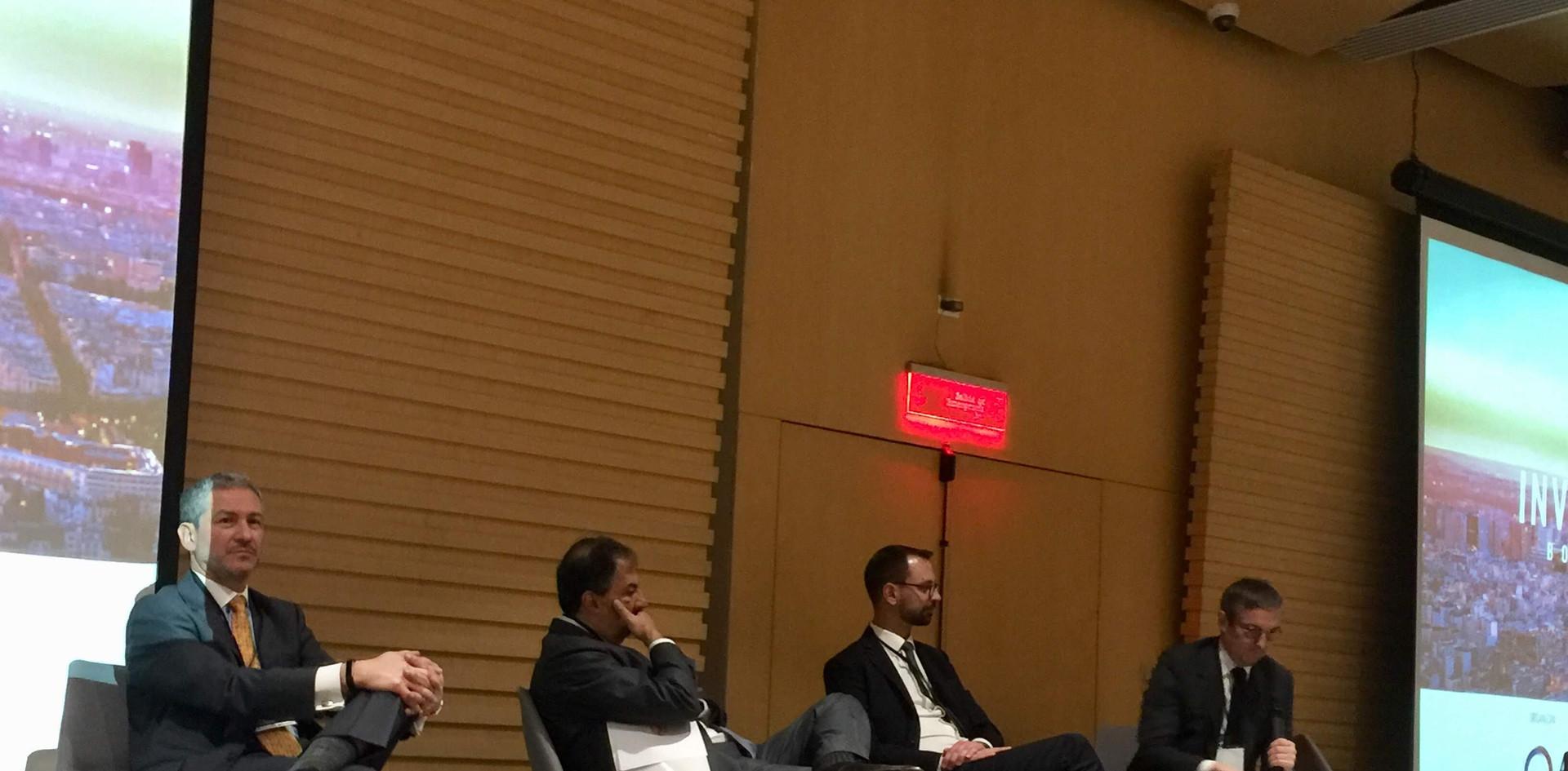 Fernando Mantilla, Antonio Aljure, Florian Brenchon, Mathias Audit