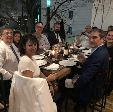 Mathias Audit, Myriam Salcedo, Wiliam Zambrano ...