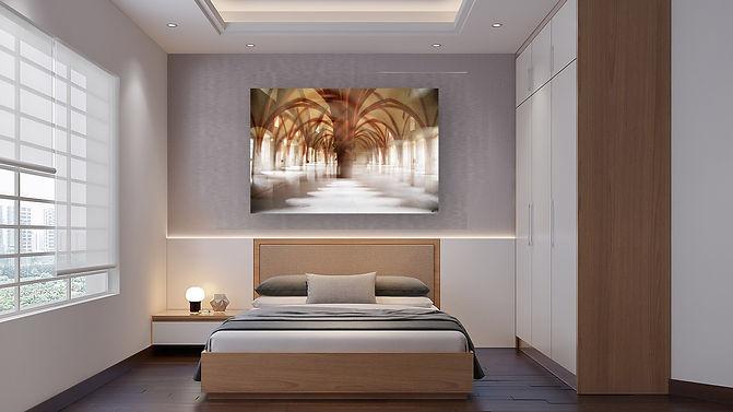 Kunst im Wohnraum