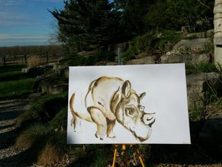 """Sumatran Rhino & Tiger Coming to Toronto Zoo""!"