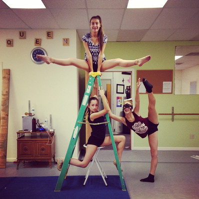 Ladder queens!